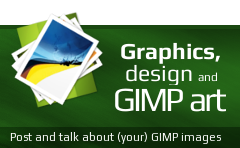 Graphics, design, GIMP art