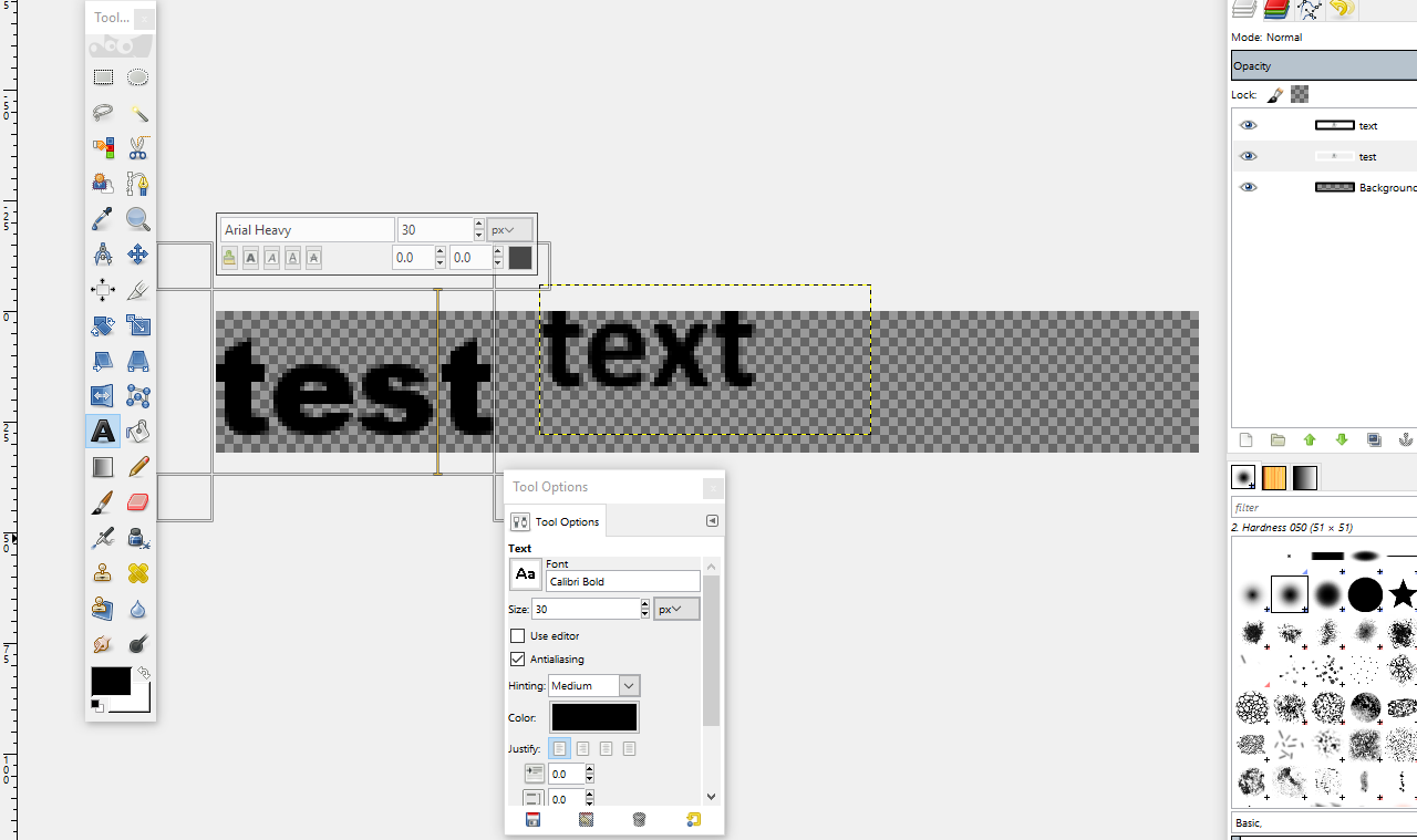 Text gets enlarged automatically upon     (2019) — Help
