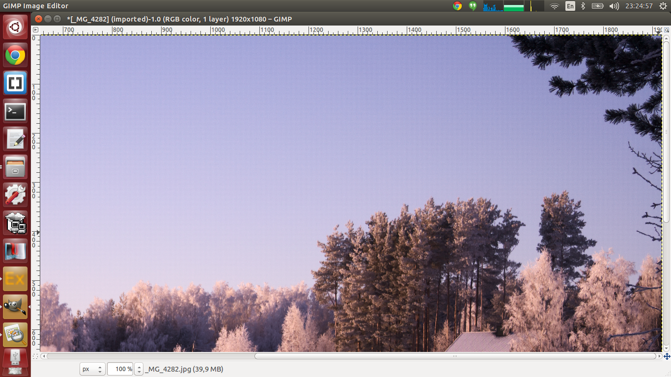 Gimp 2 8 pixelation on resize (2015) — Help & Support