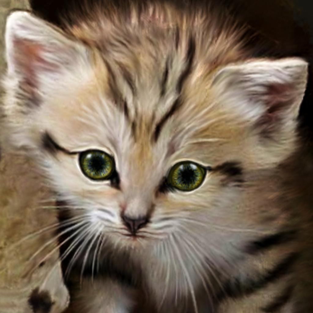 Photoshop Cat Eyes Paint Cats Eye