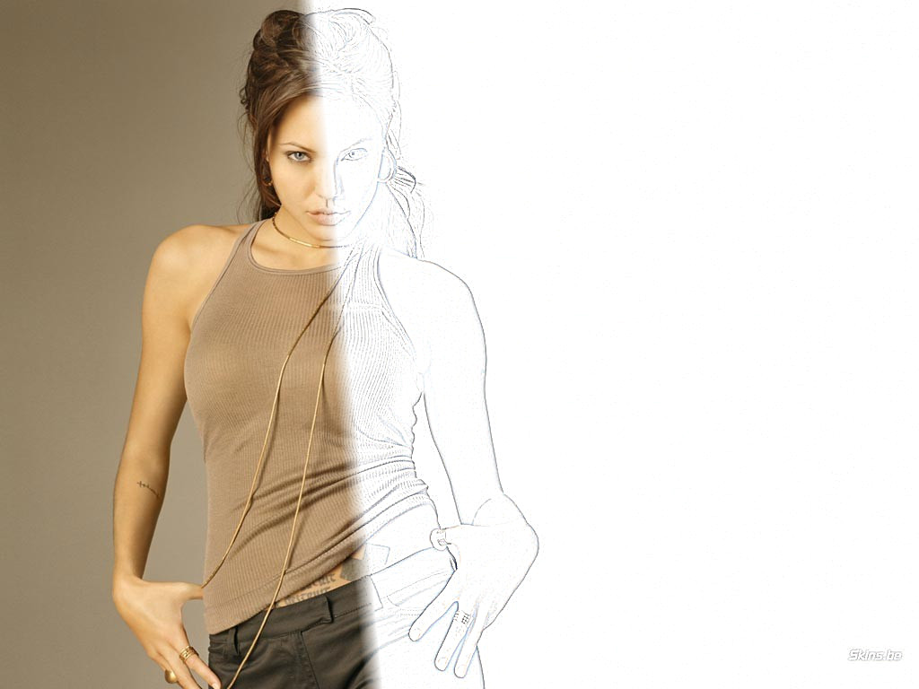 Line Drawing Gimp : Making a pencil drawing from photo u tutorials gimpusers
