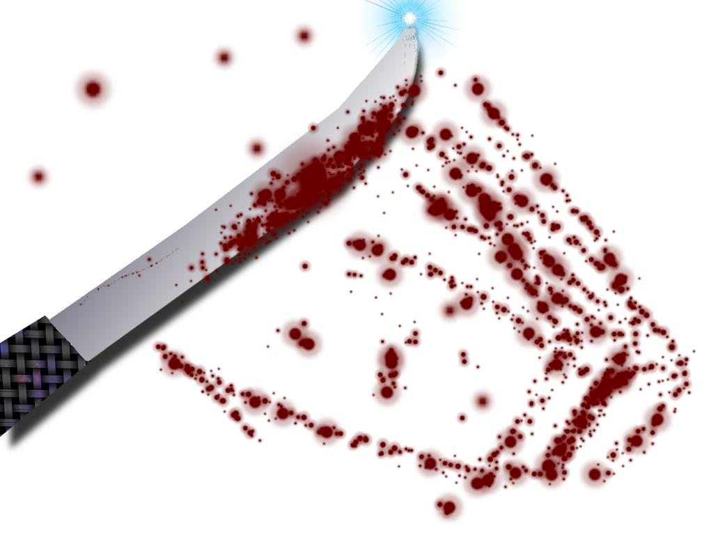 Tutorial: Creating a bloody splatter texture