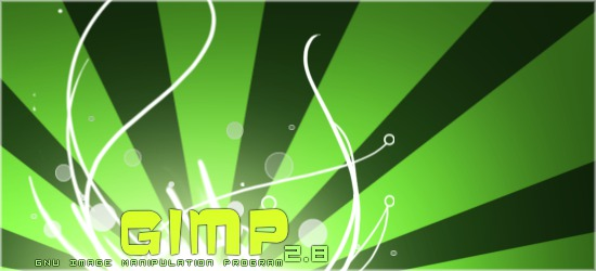 Create your own GIMP 2.8-Splash Screen!