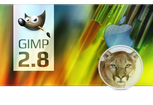 gimp pour mac os x 10.8.5