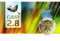 GIMP 2.8 for Mountain Lion
