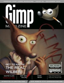 GIMP magazine #2 is out