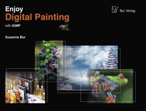 Win a brand new book on digital painting in GIMP!
