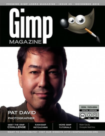 5th issue of the GIMP magazine