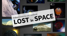 Vote for your favourite space scenes!