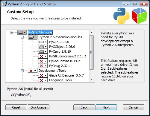 Installing Python for GIMP 2 6 (Windows) — Tutorials