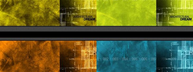 creating architect  grunge style wallpaper  u2014 tutorials