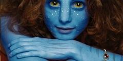 Avatar Na'Vi photo effect