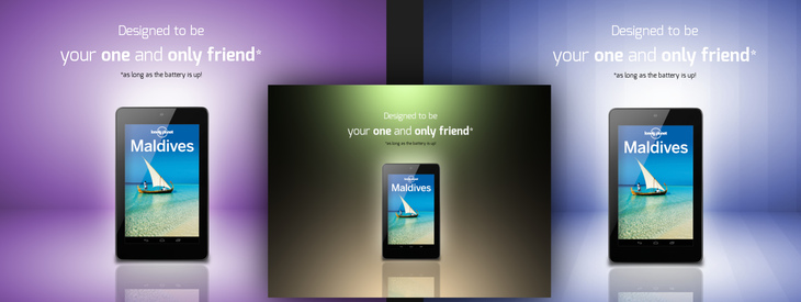 2 Ways for designing soft backgrounds for product presentation